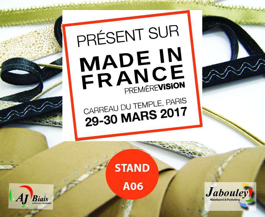 Salon made in france paris for Salon made in france 2017